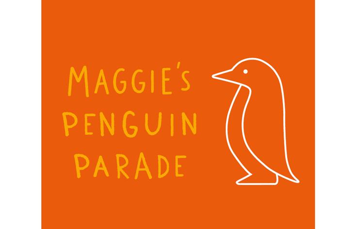 maggies penguin parade logo