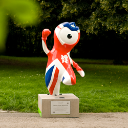 olympic mascot