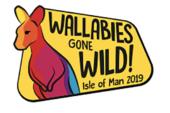 wallabies gone wild logo
