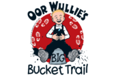 oor wullie bucket trail logo