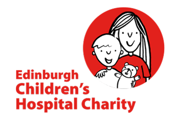 edinburgh childrens hospital charity logo