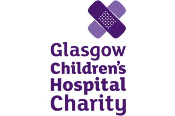 glasgow childrens hospital charity logo