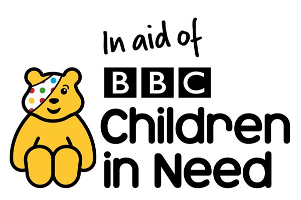 bbc children in need logo