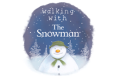 walking with the snowman logo