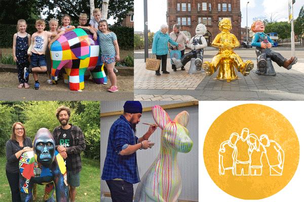 2019 sculpture art trails