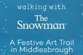 walking with the snowman middlesbrough