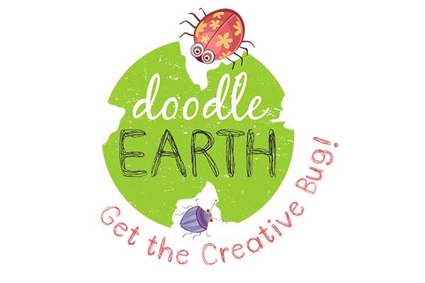 Doodle Earth logo